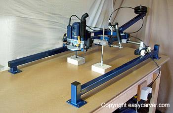 Easy Carver - copy carver plans