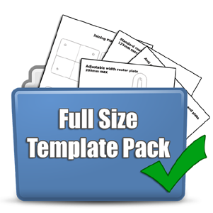 Full Size Templates
