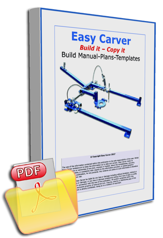 Easy Carver router duplicator plans